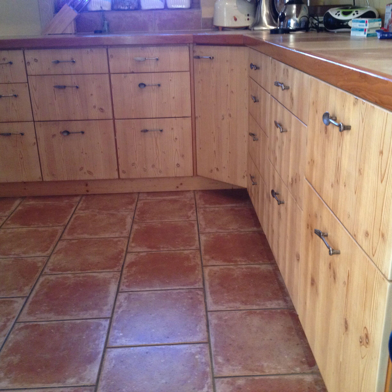 Küche vom Schreiner, passgenau gefertigt