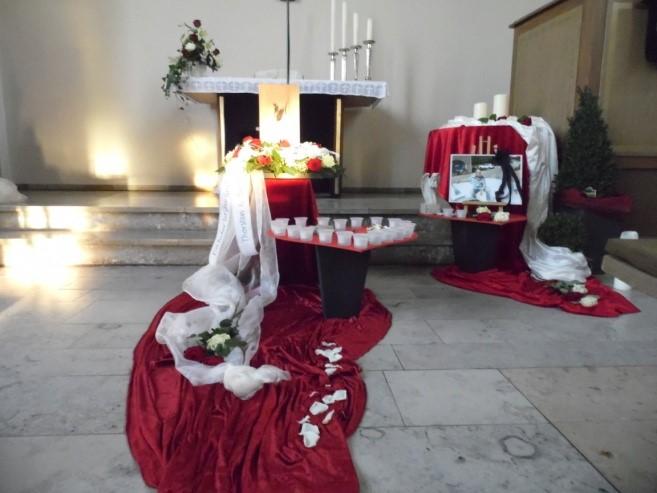 Urne, Schreinerei Bischof, Bretzenheim
