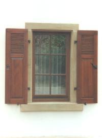 Fensterklappläden